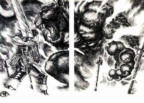 BERSERK 067 - 巨大な大剣で敵と戦うダークファンタジー「ベルセルク」