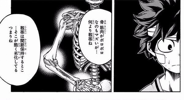 075 - 【漫画】僕のヒーローアカデミア ネタバレあらすじ