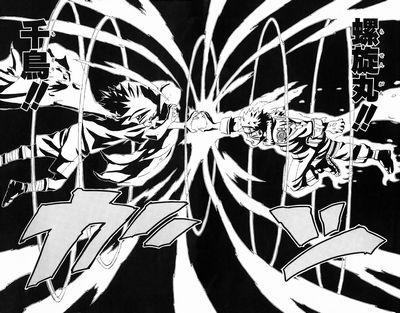 NARUTO26 0124 0125 - 心震える!漫画名シーン画像まとめてみた。