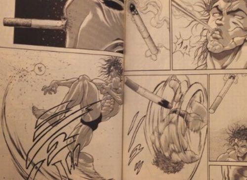 community header baki40 - 刃牙シリーズの範馬勇次郎の強さは?伝説に迫る