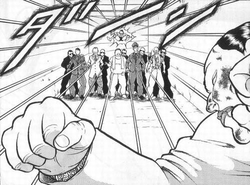 gb 12 196 - 最強すぎる19歳 日本最強の喧嘩師 花山薫の戦績などまとめてみた。