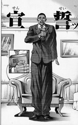 img163 - 「刃牙」シリーズアメリカ歴代大統領セレクションまとめ