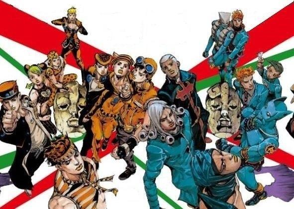 1ef28fd0 - カッコいい!全キャラ集合!漫画アニメキャラの大集合画像をまとめてみた。