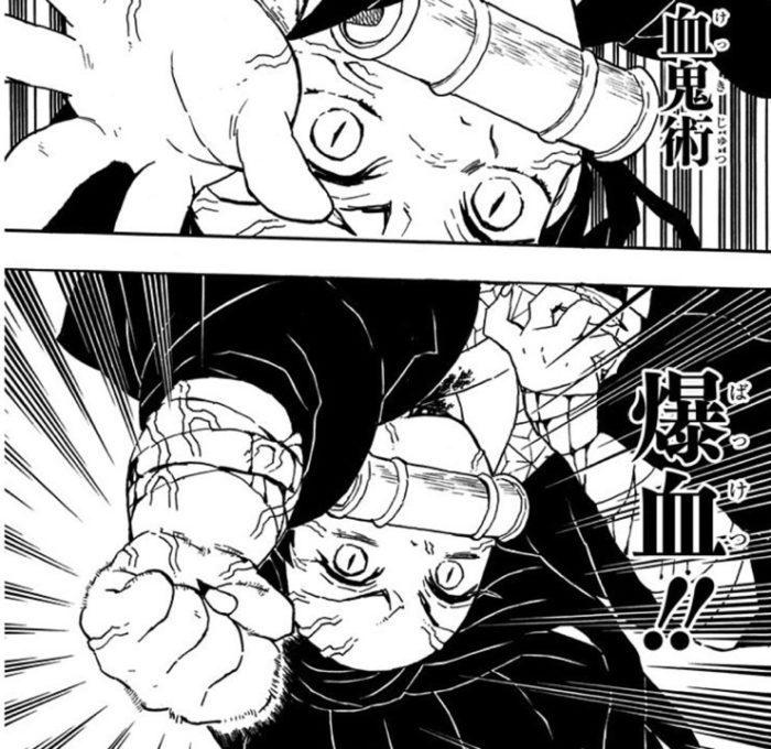 IMG 3582 - 「鬼滅の刃」鬼にされた少女・竈門禰豆子強さ覚醒?まとめ