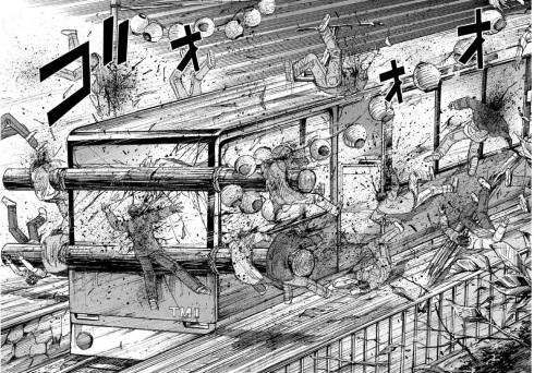 original 3 - 彼岸島で丸太は最強の武器?強さの秘密と大活躍の名シーン画像「みんな丸太は持ったな‼」