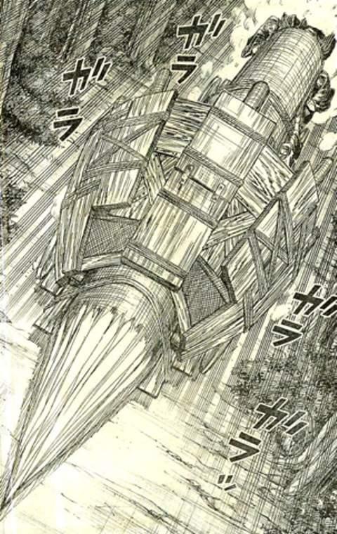 original  1 - 彼岸島で丸太は最強の武器?強さの秘密と大活躍の名シーン画像「みんな丸太は持ったな‼」