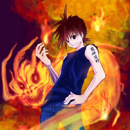 花菱烈火(烈火の炎)