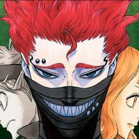 dda - 赤すぎィィ!髪が赤色の漫画アニメ男性キャラまとめ