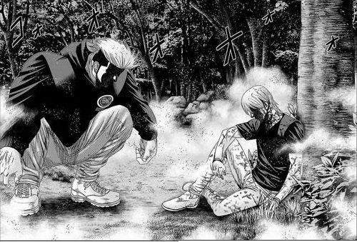 ggg 1 - 【漫画】「OUT-アウト」ベストバウト集!名勝負だらけの不良漫画