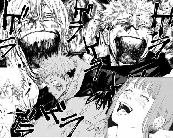 EgzeYbFUMAA0hSf - 【腹筋崩壊】呪術廻戦のおもしろコラ画像まとめてみた!!