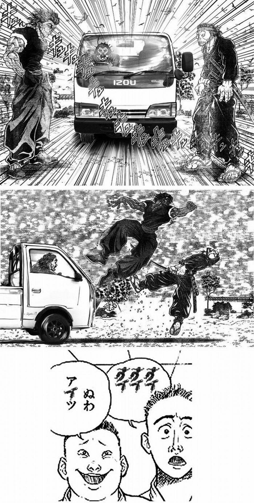 ff069d64 - 【腹筋崩壊】刃牙シリーズの面白いコラ画像まとめてみた!!